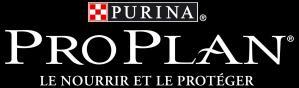 Logo proplan 2l blanc fr